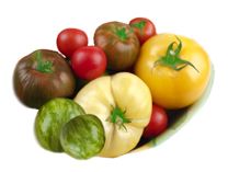 Order green heirloom tomato seeds from our outstanding selection of rare green heirloom tomatoes.